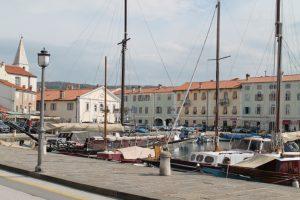 Novigrad Hafen